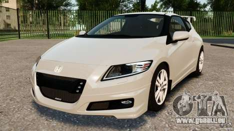 Honda Mugen CR-Z v1.1 pour GTA 4