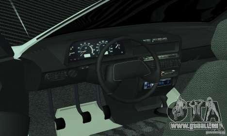 Vaz 2113 pour GTA San Andreas vue arrière