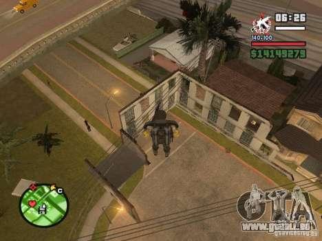 Bau der Häuser 2 für GTA San Andreas her Screenshot