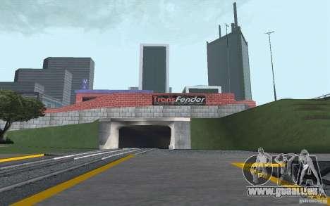 Neue Autohändler Wang Cars für GTA San Andreas siebten Screenshot