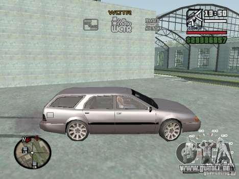 Radiokunst (Symbole Radio in GTA IV) für GTA San Andreas zweiten Screenshot