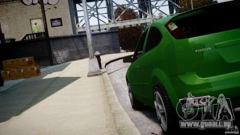 Ford Focus ST für GTA 4 Innenansicht