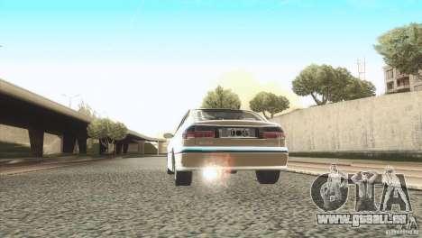 Renault Laguna RXE 1996 pour GTA San Andreas vue arrière