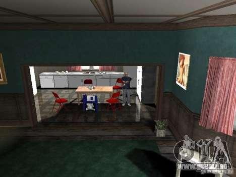 Frei bewegliche Kamera für GTA San Andreas sechsten Screenshot