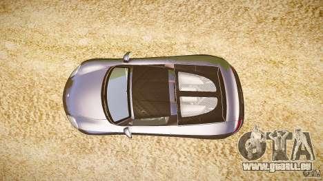Porsche Carrera GT v.2.5 pour GTA 4 est un droit