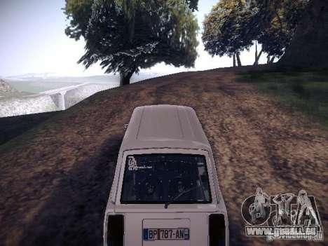 VAZ 2104 Air pour GTA San Andreas vue de droite