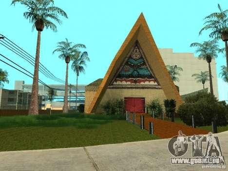 Neue Texturen für Casino Pilgrim für GTA San Andreas her Screenshot