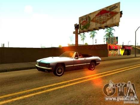 ENBSeries by Sashka911 v2 pour GTA San Andreas deuxième écran