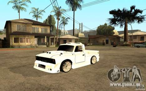 IZH 27151 für GTA San Andreas