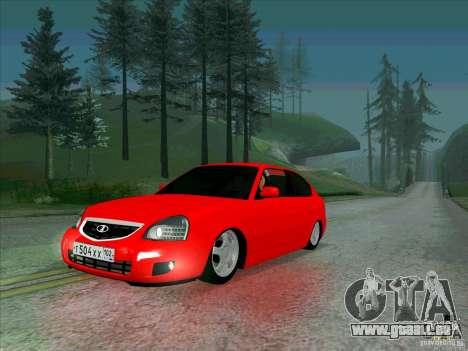 Lada Priora Coupe für GTA San Andreas