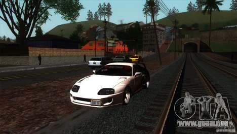 Toyota Supra RZ pour GTA San Andreas