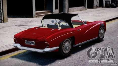 FSO Syrena Sport 1960 für GTA 4 Seitenansicht