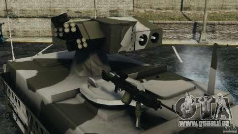 Stryker M1134 ATGM v1.0 für GTA 4 Seitenansicht