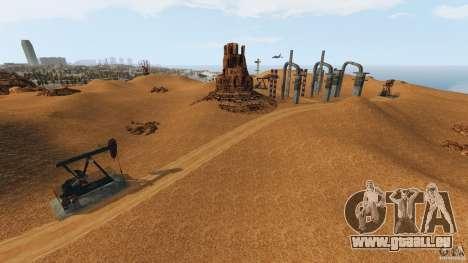 Red Dead Desert 2012 pour GTA 4 huitième écran