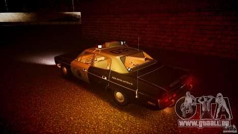 AMC Matador CHP [ELS] für GTA 4 Räder