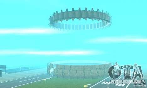 Airport Stunt pour GTA San Andreas deuxième écran