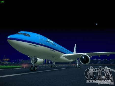 Airbus A330-200 KLM Royal Dutch Airlines pour GTA San Andreas