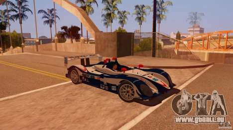 Porsche RS Spyder EVO Dyson Racing für GTA San Andreas