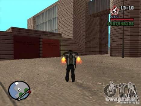Ein neuer Flughafen in San Fierro für GTA San Andreas neunten Screenshot