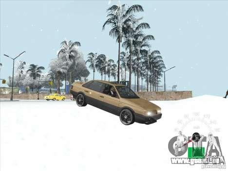 Volkswagen Passat B3 pour GTA San Andreas roue