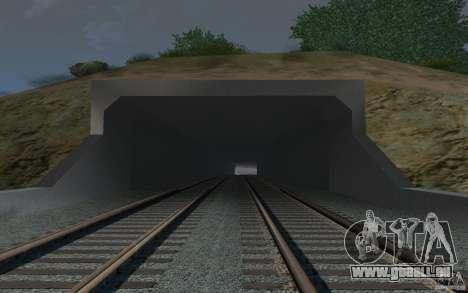 HD Red Bridge pour GTA San Andreas sixième écran