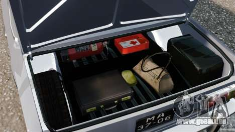 VAZ-2101-Lager für GTA 4 obere Ansicht