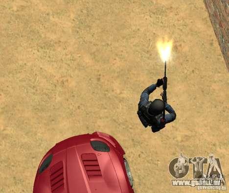M4 für GTA San Andreas her Screenshot