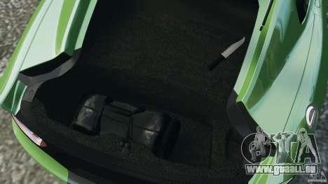 SRT Viper GTS 2013 pour GTA 4 Salon