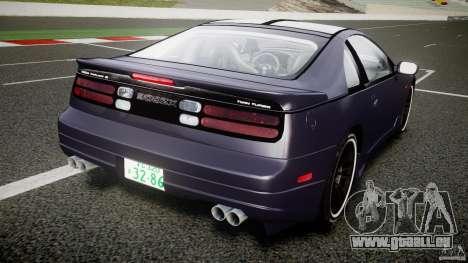 Nissan 300zx Fairlady Z32 für GTA 4 hinten links Ansicht
