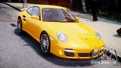 Porsche 911 Turbo V3.5 für GTA 4 rechte Ansicht