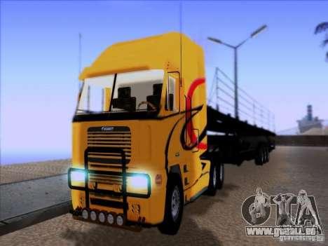 Freightliner Argosy Skin 2 pour GTA San Andreas