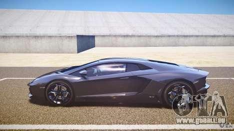Lamborghini Aventador LP700-4 [EPM] 2012 für GTA 4 linke Ansicht