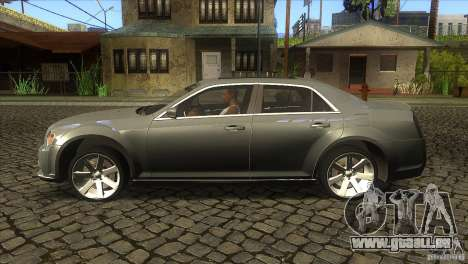 Chrysler 300 SRT-8 2011 V1.0 für GTA San Andreas linke Ansicht