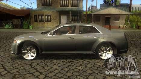 Chrysler 300 SRT-8 2011 V1.0 für GTA San Andreas linke Ansicht