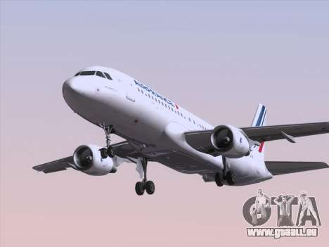 Airbus A320-211 Air France pour GTA San Andreas