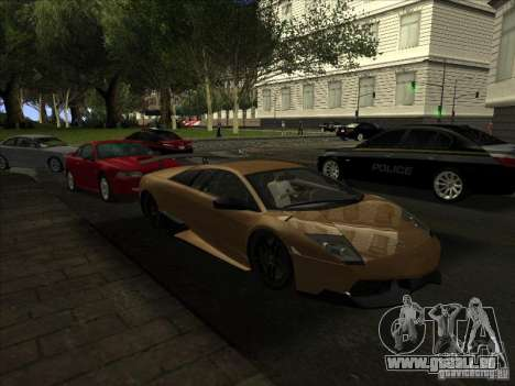 Queen Unique Graphics HD pour GTA San Andreas quatrième écran