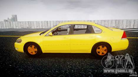 Chevrolet Impala 9C1 2012 für GTA 4 linke Ansicht