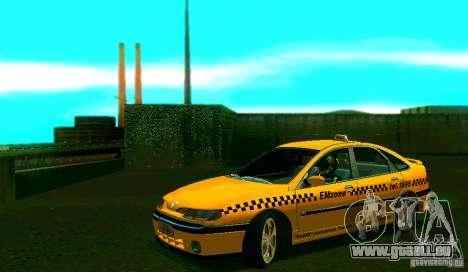 Renault Megane Taksi für GTA San Andreas