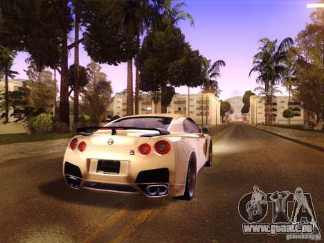 ENBSeries für GTA San Andreas sechsten Screenshot