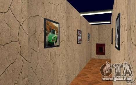 Une nouvelle auto-école à San Fierro pour GTA San Andreas cinquième écran