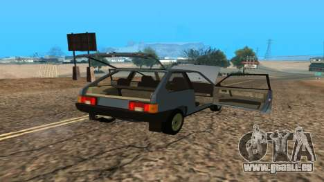 VAZ 2108 für GTA San Andreas Innen