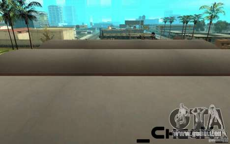 Respawn San News für GTA San Andreas dritten Screenshot