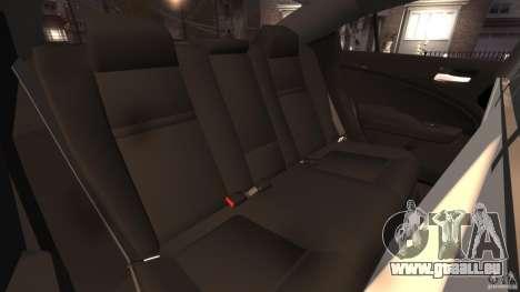 Dodge Charger RT Max Police 2011 [ELS] pour GTA 4 est un côté
