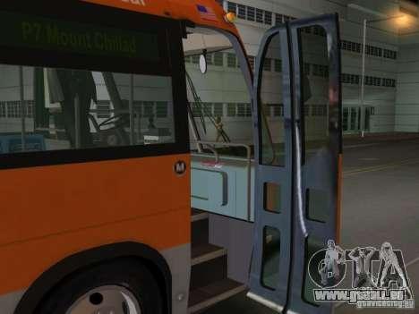 GMC RTS für GTA Vice City rechten Ansicht