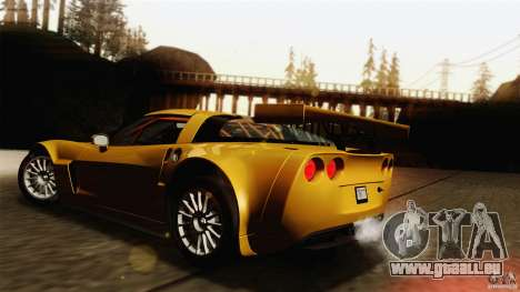 Optix ENBSeries Anamorphic Flare Edition für GTA San Andreas achten Screenshot