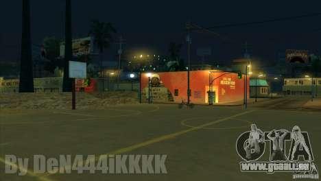 Graffiti für GTA San Andreas her Screenshot