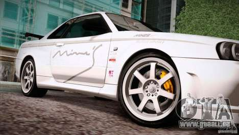 FM3 Wheels Pack pour GTA San Andreas dixième écran