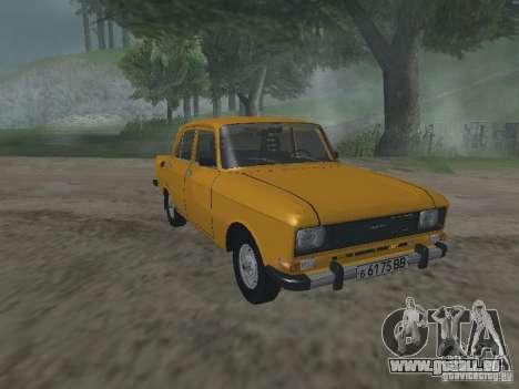 AZLK 2140 1981 pour GTA San Andreas