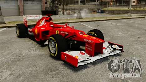 Ferrari F2012 pour GTA 4