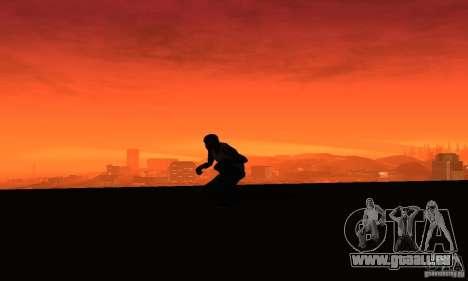 Sunshine ENB Series by Recaro pour GTA San Andreas sixième écran